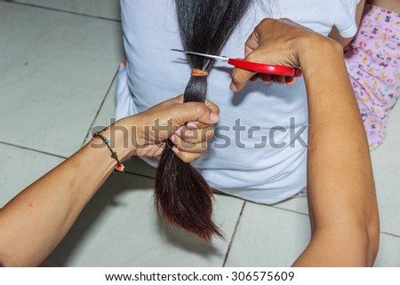 how to cut penis hair