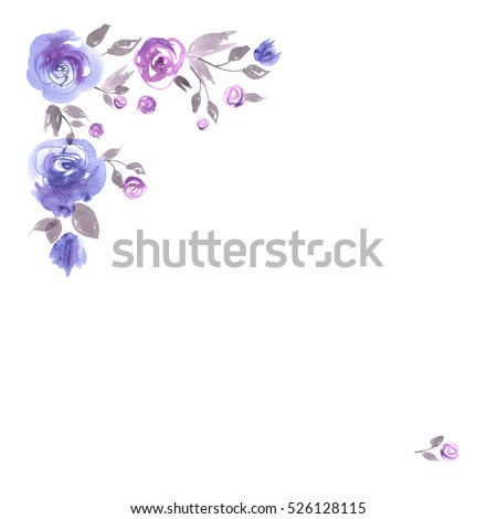 Flower Corners Stock Images Royalty Free Images Amp Vectors