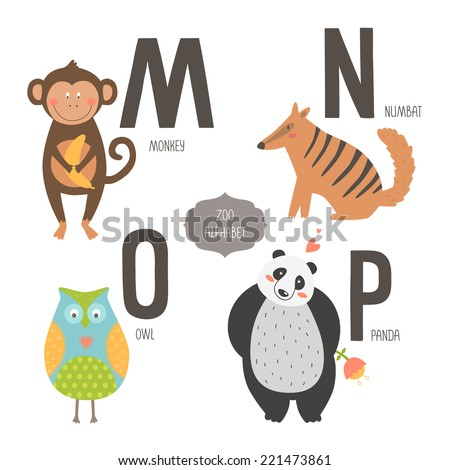 Pin Animals That Start With N on Pinterest