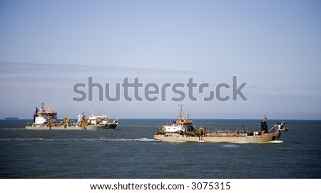 Cutter suction dredger 1