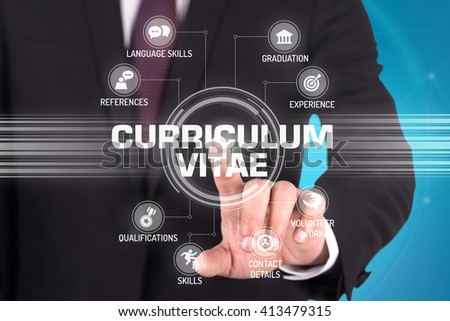 CV TECHNOLOGY COMMUNICATION TOUCHSCREEN FUTURISTIC CONCEPT