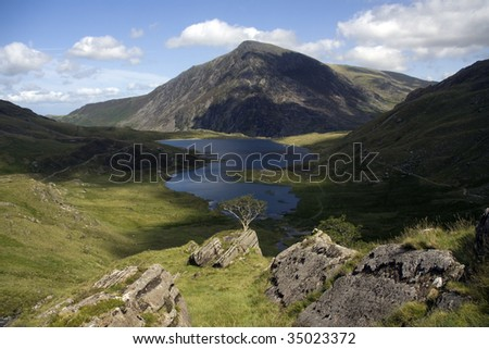 Cwm Idwal Stock Photos Images Pictures Shutterstock