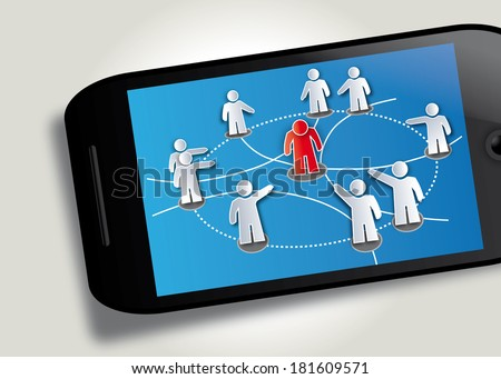 Cyberbullying is the use of Information Technology to harm or harass other people in a deliberate, repeated, and hostile manner - stock photo