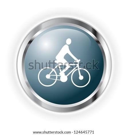 cycling - stock photo