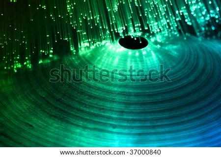 Cymbal - stock photo