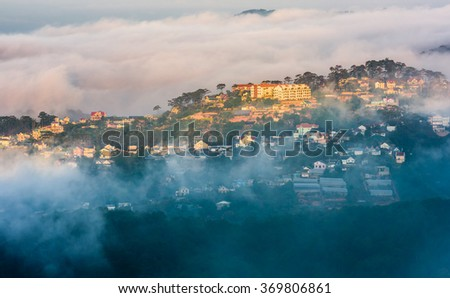 Da Lat The misty town
