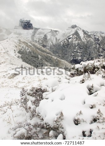 Dabajian Mountain - stock photo