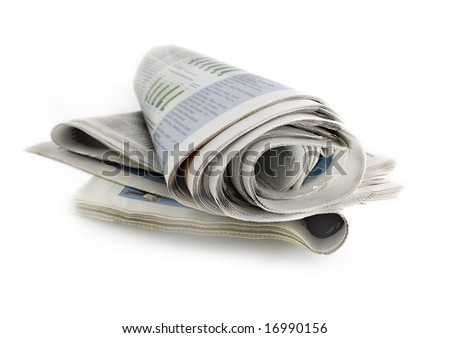 Daily newspapers with economic news