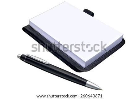 Daily Planner - stock photo