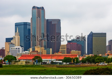 Dallas Texas - stock photo
