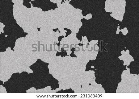 Dalmatian dog texture background - stock photo