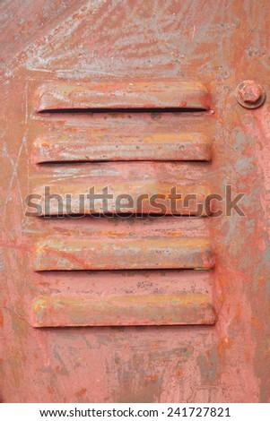 Damage paint background texture - stock photo