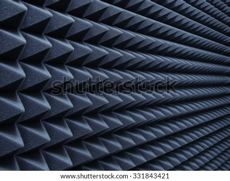 Soundproof stock images royalty free images vectors for Sound proof wall padding