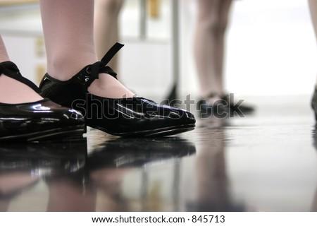 Dance Class - stock photo