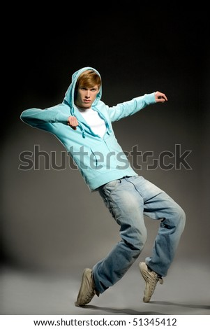 Dancer - stock photo