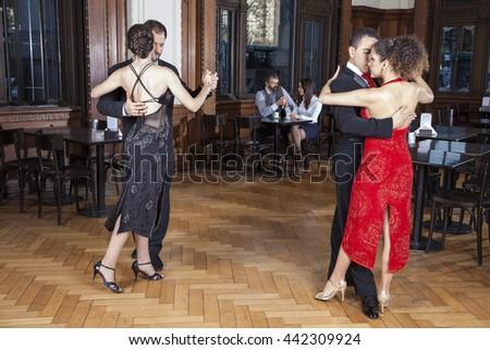 Dating a tango dancer image