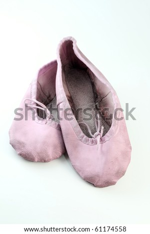 dancing shoes - stock photo
