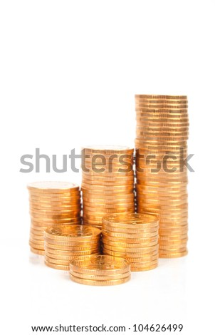 Dangerous finance - stock photo