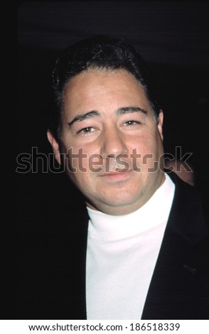 Daniel Rodriguez at premiere of THE MUSIC MAN, NY 2/10/2003 - stock photo