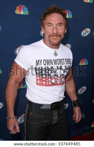 Danny Bonaduce  At NBC's Fall Premiere Party. Boulevard 3, Hollywood, CA. 09-18-08