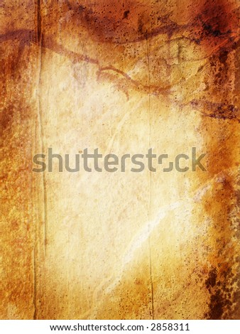 Dark and dirty grunge style background - stock photo