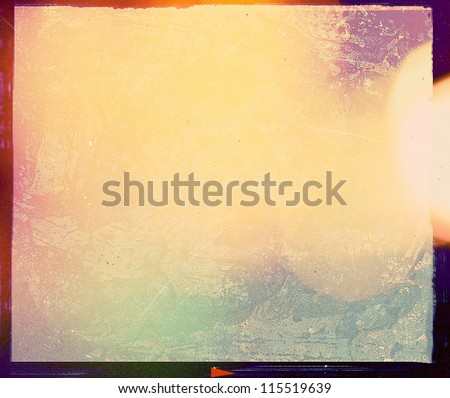 Dark and light abstract background - stock photo