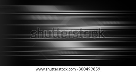 dark black lines Abstract background. motion move - stock photo