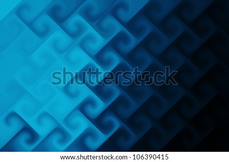 Dark blue abstract  background. - stock photo