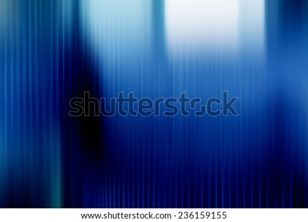 Dark blue abstract background - mysterious concept - stock photo
