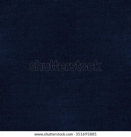 dark blue background old denim texture background, seamless background - stock photo