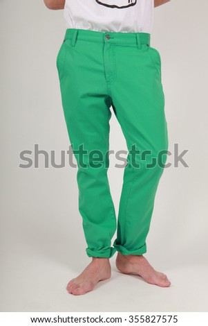 Chinos Trousers Stock Photos, Royalty-Free Images & Vectors ...