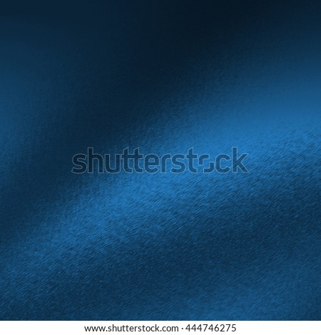 dark blue gradient background metal texture - stock photo