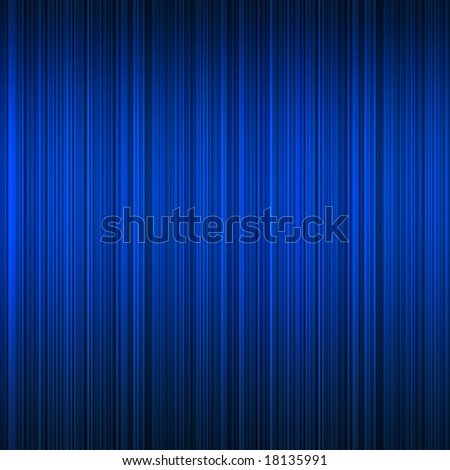 Dark blue graduated stripes abstract background.