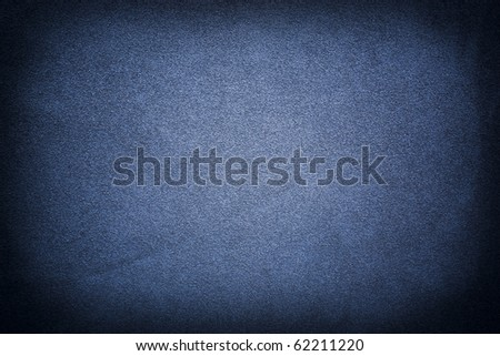 dark blue leather texture - stock photo