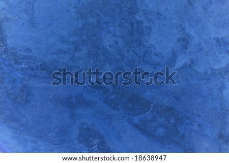 Dark blue marble texture (as a background) - stock photo
