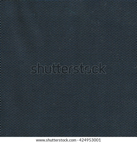 dark blue synthetic material texture or background