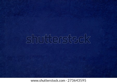 Dark blue textured color - stock photo