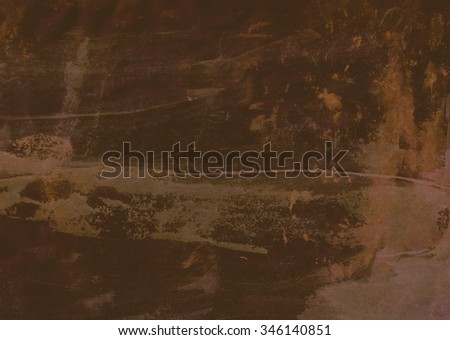 dark brown abstract background - stock photo