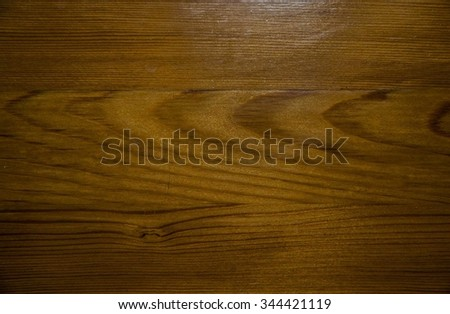 dark brown color backdrop of old retro vintage aged wooden texture background with crack and snag Dramatic dusk luxury light