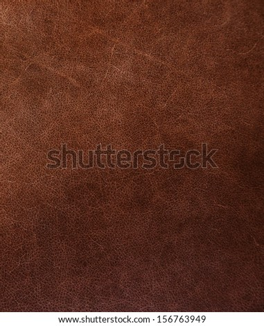 dark brown leather texture.