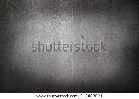 Dark concrete pattern background - stock photo