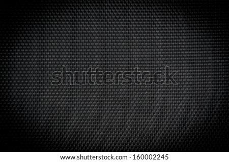 dark fabric for background - stock photo
