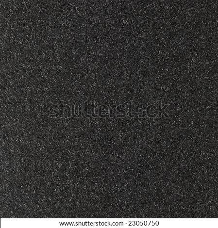 dark foam plastic texture - stock photo