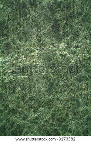 dark green marble texture - stock photo