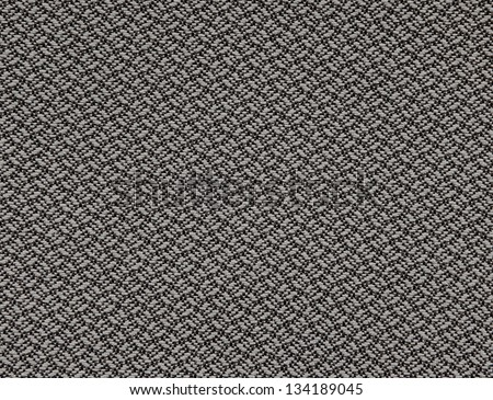 Dark Grey Fabric Texture Background - Criss-cross pattern using grey and black fabric makes this textured background. - stock photo