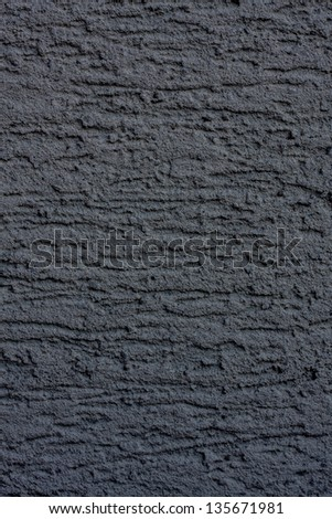 Dark grey plaster texture Gray plaster wall texture rough plastic