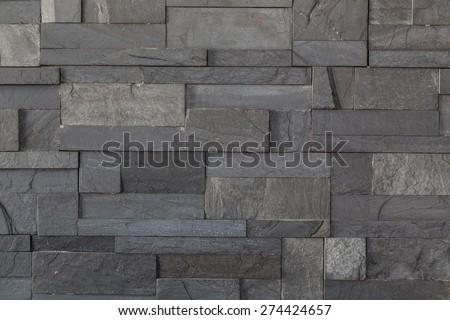 dark stone tile texture. dark grey stone tile texture brick wall surfaced Dark Grey Stone Tile Texture Brick Stock Photo 274424657
