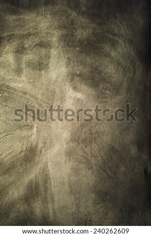 Dark Grungy Alloy Metal Surface - stock photo