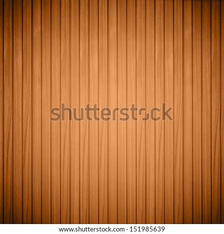 dark lath wall texture background - stock photo