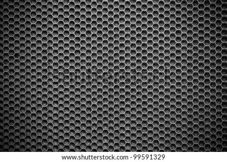 Dark Metallic texture background - stock photo